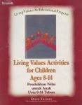 LIVING VALUES ACTIVITIES FOR CHILDREN AGE 8-14