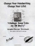 CHANGE YOUR HANDWRITTING CHANGE YOUR LIFE!