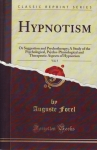 HYPNOTISM OR SUGGESTION & PSYCHOTHERAPY