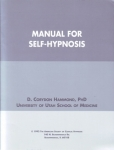 MANUAL FOR SELF-HYPNOSIS