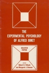 THE EXPERIMENTAL PSYCHOLOGY OF ALFRED BINET