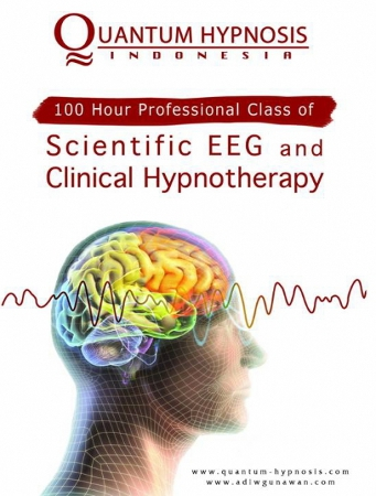 Sertifikasi Scientific EEG & Clinical Hypnotherapy