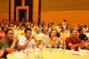 Suasana Seminar yang FUN
